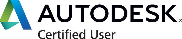 Autodesk Certified User Logo
